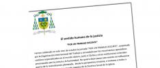 Carta Pastoral del obispo de Mérida-Badajoz por el Trabajo Decente