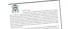 Carta Pastoral del obispo de Cádiz y Ceuta sobre el trabajo decente
