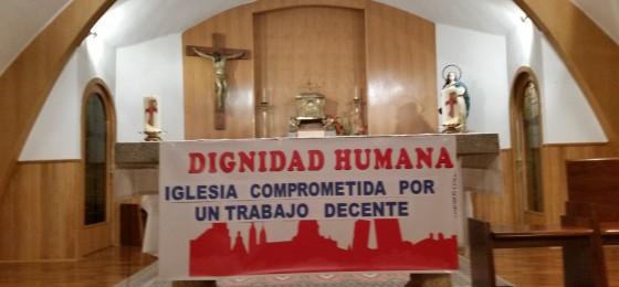 Iglesia comprometida por el trabajo decente