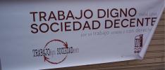 """Granada: Nuevo acto de la campaña """"Trabajo digno para una sociedad decente"""""""