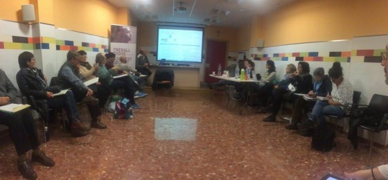 Valencia   La HOAC reafirma su compromiso con el #TrabajoDigno, el derecho a migrar y contra la violencia machista