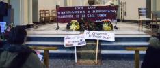 León: Oración por las persona inmigrantes