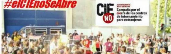 Valencia | La HOAC participa en el encierro por el cierre definitivo del Centro de Internamiento de Extranjeros