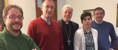 Bilbao | Vídeo de la reunión con el obispo Mario Iceta