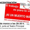 Burgos: ¡El trabajo es para la vida!