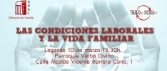 Leganés: Las condiciones laborales y la vida familiar
