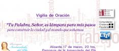 Alicante: «Tu Palabra, Señor, es lámpara para mis pasos  para construir la ciudad y el mundo que soñamos»