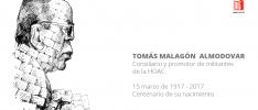 Centenario de Tomás Malagón