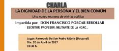 """Canarias: """"La dignidad de la persona y el bien común"""""""