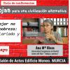 """Murcia: """"Cuando trabajar no saca de la pobreza"""""""