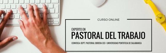 Curso de experto en Pastoral del Trabajo