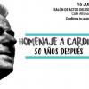 Homenaje a Joseph Cardijn, fundador de la JOC