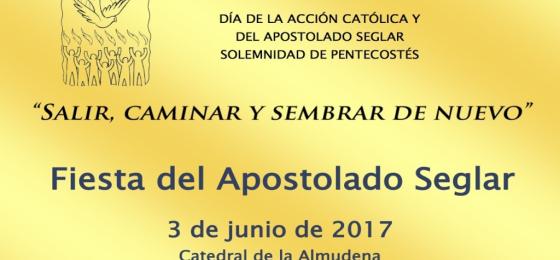 La HOAC de Madrid participa en la Fiesta del Apostolado Seglar