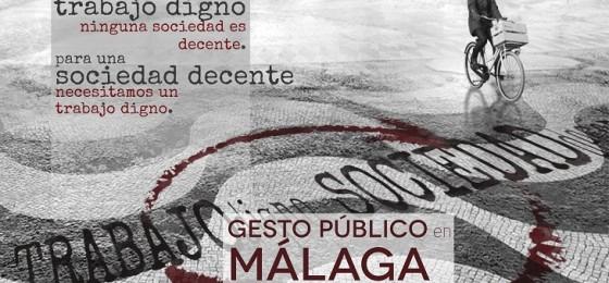 Andalucía   El acto final de la campaña denunciará la precariedad laboral