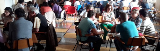 Bilbao | World café sobre la Familia