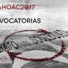 #DíadelaHOAC2017: Convocatorias