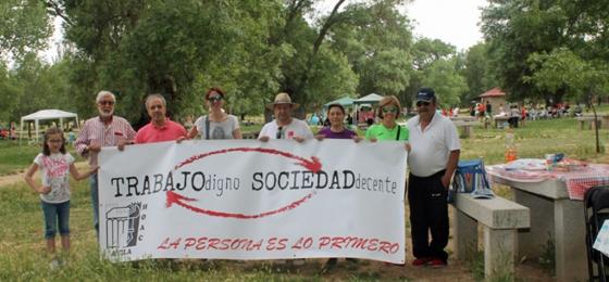 Ávila: La HOAC se solidariza con los trabajadores de empresas en problemas