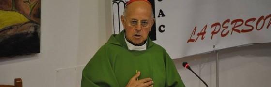 Homilía del cardenal Blázquez durante la misa celebrada en la asamblea general del Movimiento Mundial de Trabajadores Cristianos