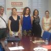 Andalucía | La HOAC se reúne con CCOO