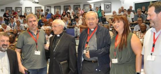 El papa Francisco al MMTC: «Tierra, techo y trabajo significa luchar para que todo el mundo viva conforme a su dignidad y nadie se vea descartado» #3TVD