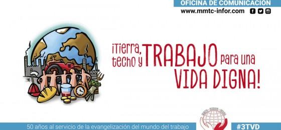 La HOAC participa en la Asamblea General de los Trabajadores Cristianos del mundo que se reúne en Ávila