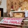 Granada: Denuncia y Eucaristía en Alfacar contra la siniestralidad laboral