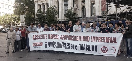 Madrid | La Comisión Permanente de la HOAC muestra su repulsa por el último accidente de trabajo