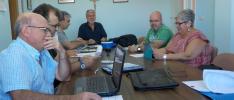 Andalucía   Reunión del Grupo de Trabajo del Compromiso