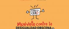 Día Internacional contra la Pobreza y la Exclusión: Contra la desigualdad obscena