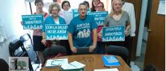 Jaén | Pastoral Obrera y HOAC se suman a la defensa de la sanidad pública reivindicando trabajo decente