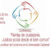 """Toledo   """"Rentas ciudadanas, justicia social desde el bien común"""""""