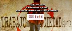 """Tenerife: """"Defendemos el trabajo decente"""""""