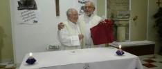 Jaén   Relevo del consiliario diocesano de la HOAC