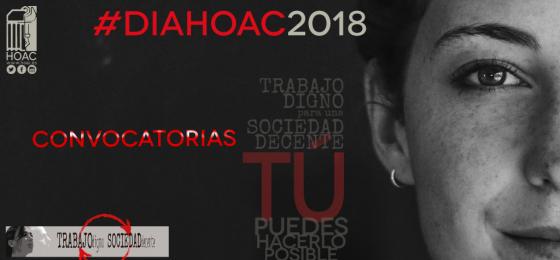 Convocatorias #DíaHOAC2018