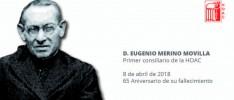 65 aniversario del fallecimiento de D. Eugenio Merino, primer consiliario de la HOAC