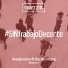 Iglesia por el Trabajo Decente denuncia el injusto marco laboral y social #SINTrabajoDecente