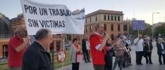 Madrid | Eucaristía y concentración por los accidentes laborales