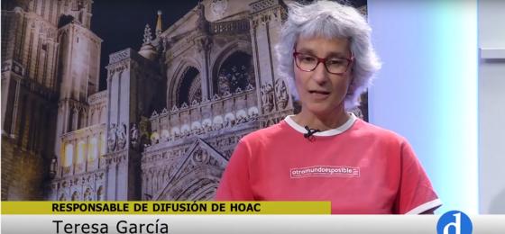 #RTVDToledo | La HOAC recuerda que la vida es sagrada también en el trabajo