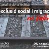 Valencia   Taller sobre la exclusión social y las migraciones