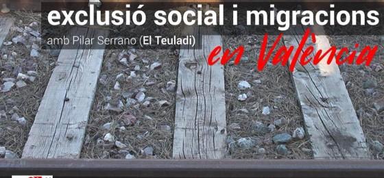 Valencia | Taller sobre la exclusión social y las migraciones