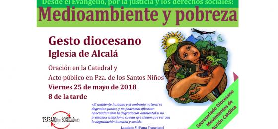 Alcalá de Henares: Medioambiente y pobreza