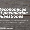 Oeconomicae et pecuniariae quaestiones. Consideraciones para un discernimiento ético sobre algunos aspectos del actual sistema económico y financiero