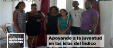 Apoyando a la juventud en las islas del Índico