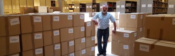 El archivo histórico de la HOAC depositado en la Universidad Pontificia de Salamanca