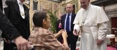 Papa Francisco | No se puede medir a las personas «en función de la cantidad de riqueza que producen»
