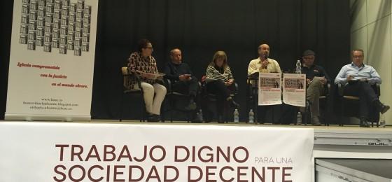 Orihuela-Alicante | Por una transición dialogada y justa hacia una economía que garantice trabajo digno