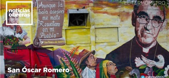 San Óscar A. Romero