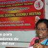 Formación para los trabajadores de países del Sur