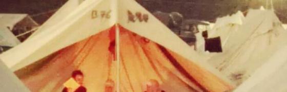 Sigue el infierno en el campo de refugiados de Moira