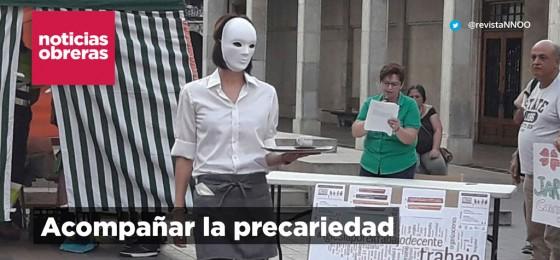 Noticias Obreras | Acompañar la precariedad